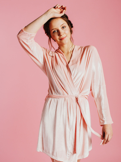 Kolekcja Wild - Blush Pink